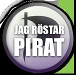 Jag röstar Pirat