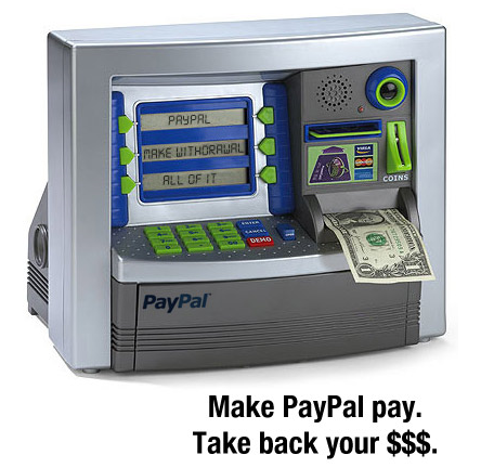 Make Paypal Pay