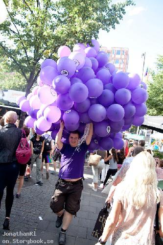 Ola och ballongerna